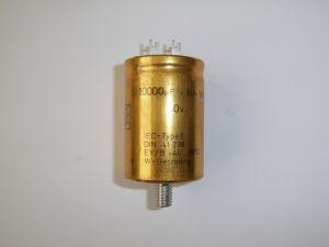 10,000 uF/ 40V