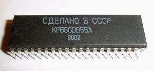 КР580ВВ55А